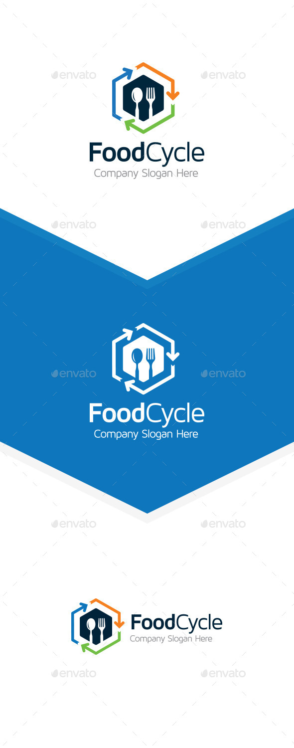 GraphicRiver Food Logo 10289605
