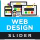 Web Design Slider - GraphicRiver Item for Sale