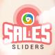 Sales Slider - GraphicRiver Item for Sale