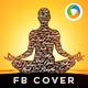 Meditation Facebook Cover - GraphicRiver Item for Sale