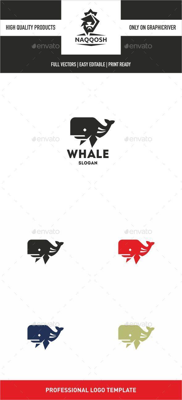 GraphicRiver Whale 10290218