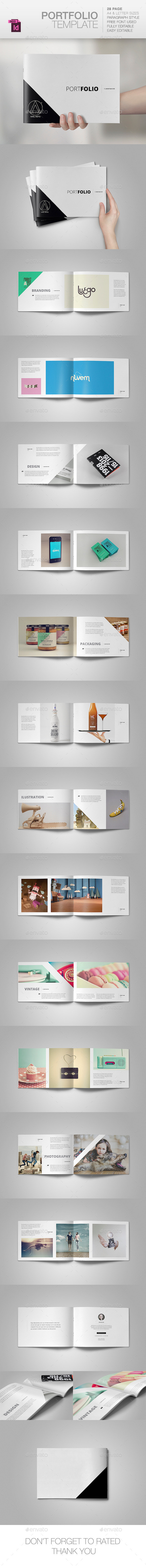 GraphicRiver Portfolio Template 10290456