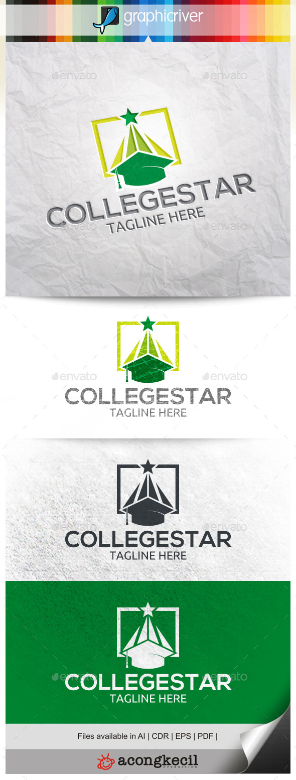 GraphicRiver College Star V.3 10290568