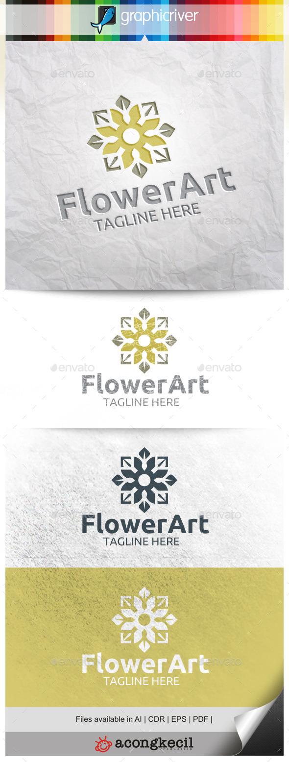 GraphicRiver FlowerArt V.5 10290633
