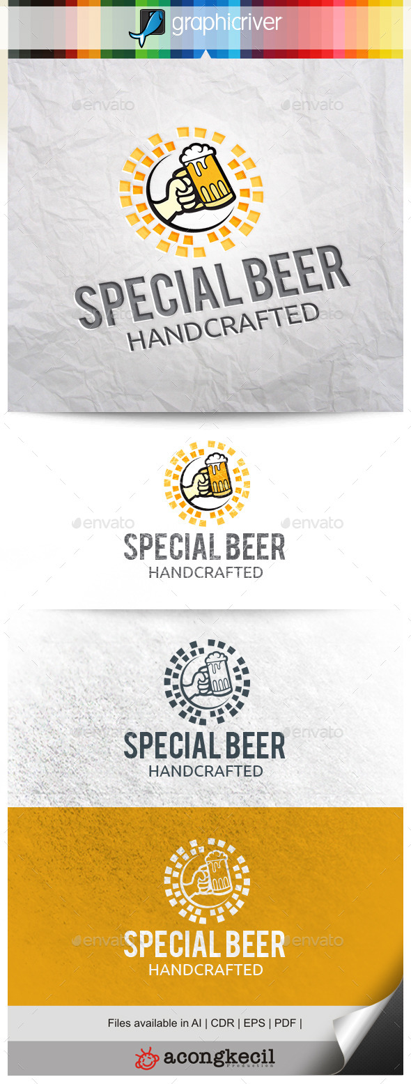 GraphicRiver Special Beer 10290821