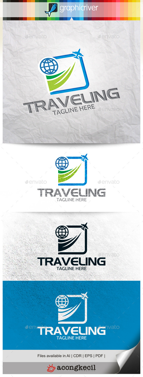 GraphicRiver Traveling 10290873