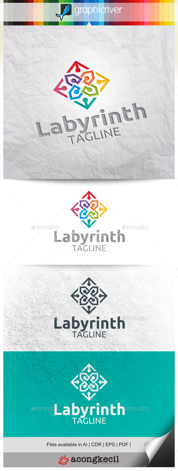 GraphicRiver Labyrinth V.2 10290886
