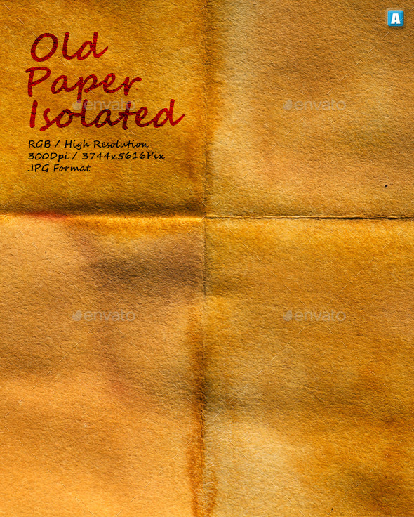 GraphicRiver Old Paper Texture 0094 10291183