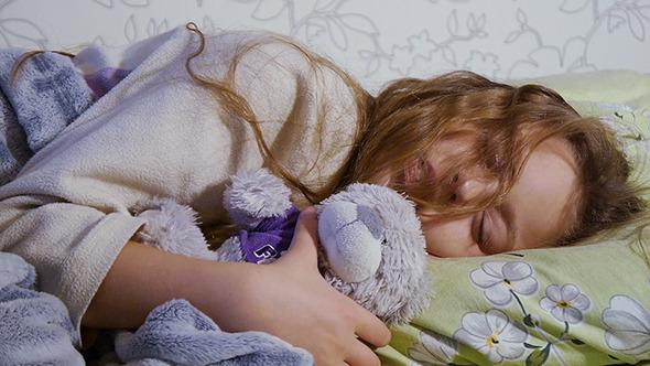 Sleeping Baby 3