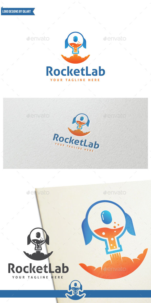 GraphicRiver RocketLab 10291879