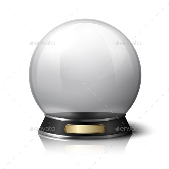 GraphicRiver Crystal Ball 10293056