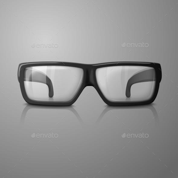 GraphicRiver Glasses 10293114