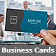 16 Realistic Business Card Mockups - GraphicRiver Item for Sale
