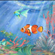 Watercolor Fish - VideoHive Item for Sale
