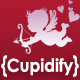 Cupidify - add love to your site on Valentines Day