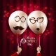 Valentines Day Card - GraphicRiver Item for Sale