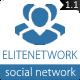 Elitenetwork - Advanced Social Network Script