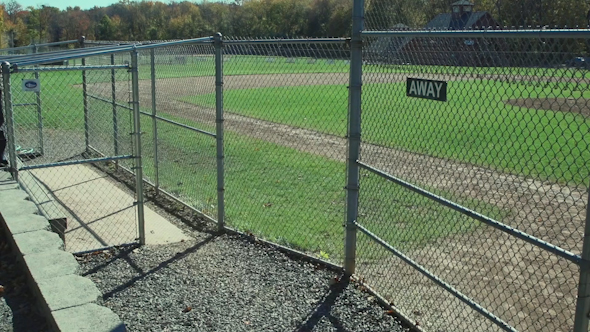 Secluded Baseball Field 7 Of 9