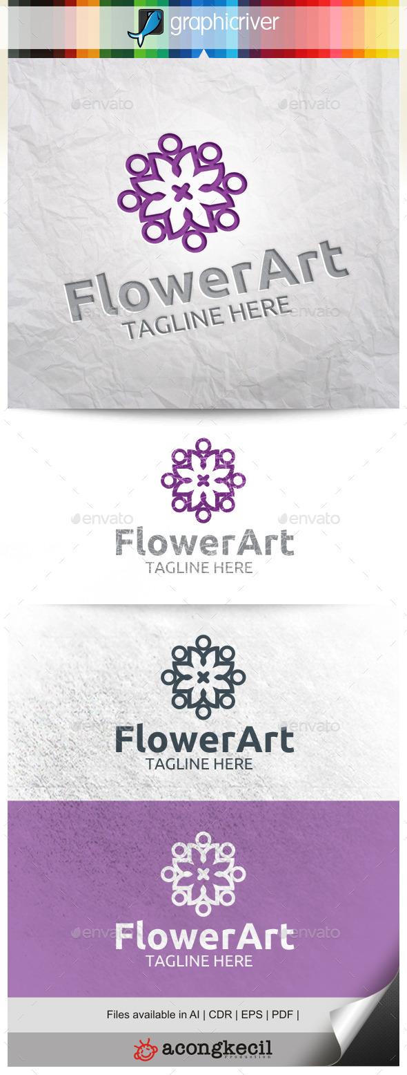 GraphicRiver FlowerArt V.6 10295342