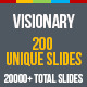 Visionary Powerpoint Presentation Template - GraphicRiver Item for Sale