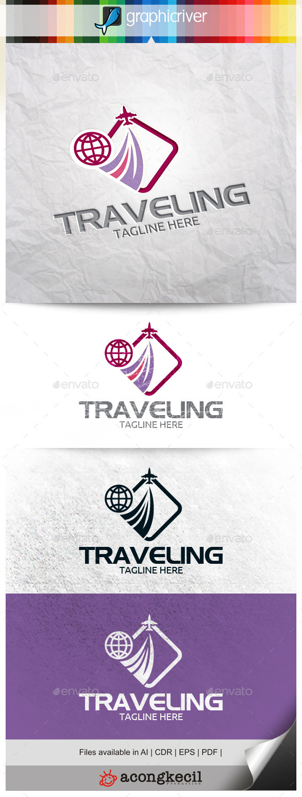 GraphicRiver Traveling V.2 10297000