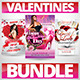 Valentines Party Flyers Super Bundle - GraphicRiver Item for Sale