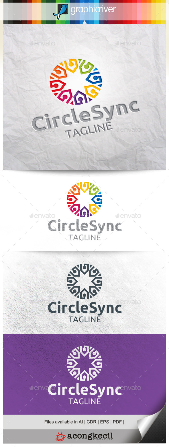 GraphicRiver Circle Sync 10297081