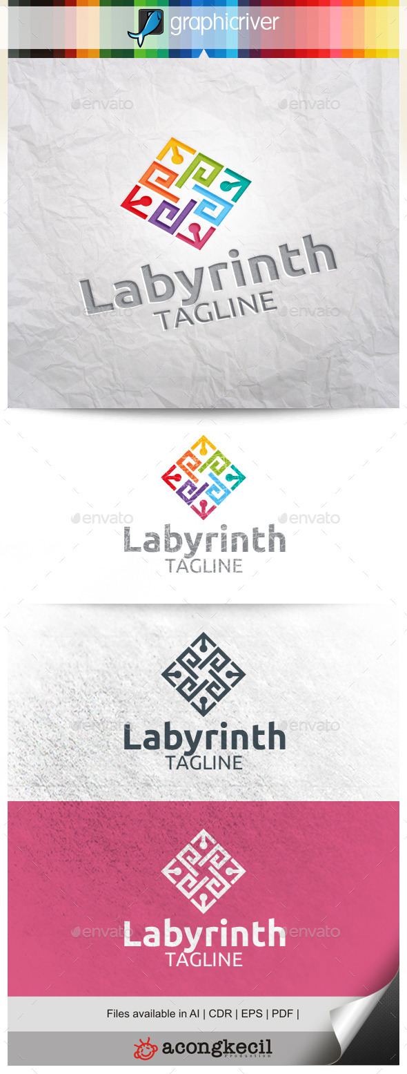 GraphicRiver Labyrinth V.3 10297096