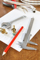 Working tools and spare parts for water supply - PhotoDune Item for Sale