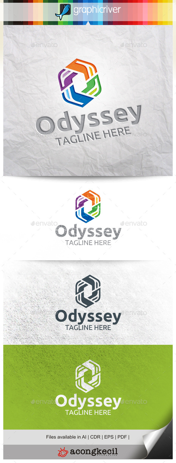 GraphicRiver Odyssey 10297370