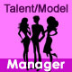 Talent/Model HR Manager - CodeCanyon Item for Sale