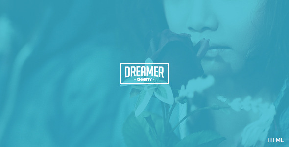 ThemeForest Dreamer Multipurpose Charity HTML Template 10298607