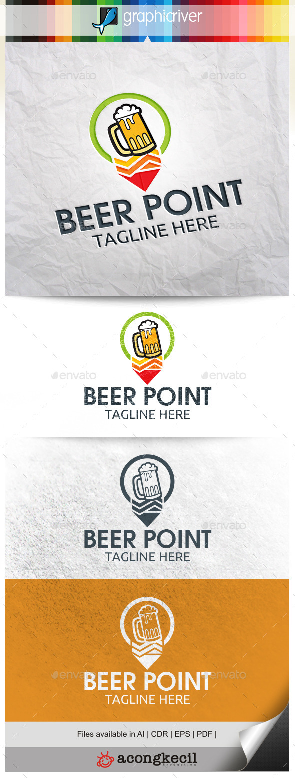 GraphicRiver Beer Point 10298702