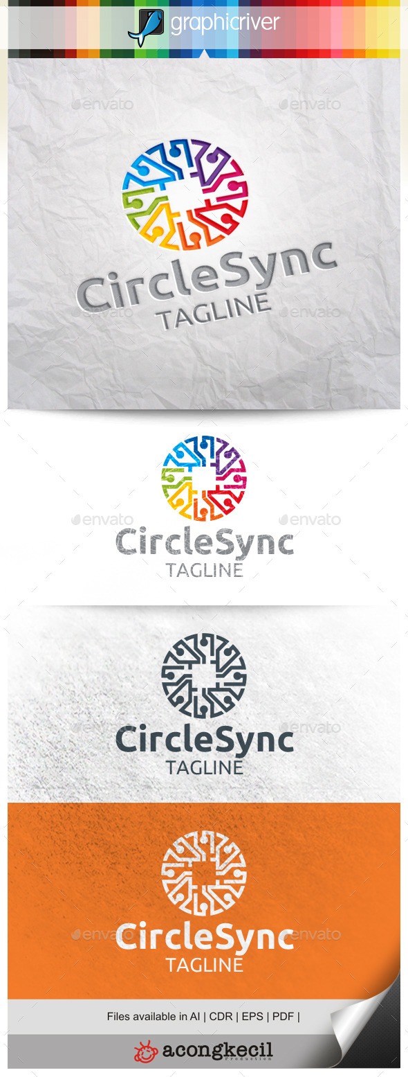 GraphicRiver Circle Sync V.2 10298819