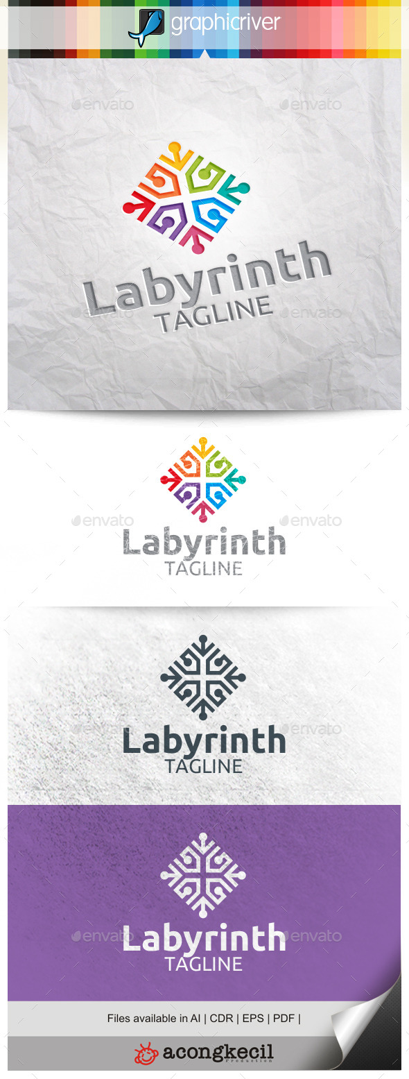 GraphicRiver Labyrinth V.4 10298905