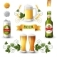 Beer Emblems - GraphicRiver Item for Sale