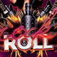 Rock And Roll Bashed Drum Party In Club - GraphicRiver Item for Sale
