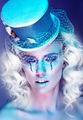 Pretty Woman in Futuristic Fashion - PhotoDune Item for Sale