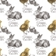 Easter Seamless Pattern - GraphicRiver Item for Sale