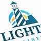 Lighthouse L Letter Logo - GraphicRiver Item for Sale