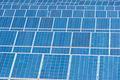 Blue Solar Energy Panels - PhotoDune Item for Sale