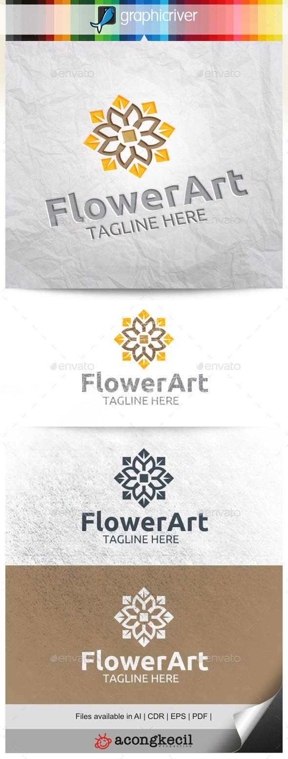 GraphicRiver FlowerArt V.8 10300262