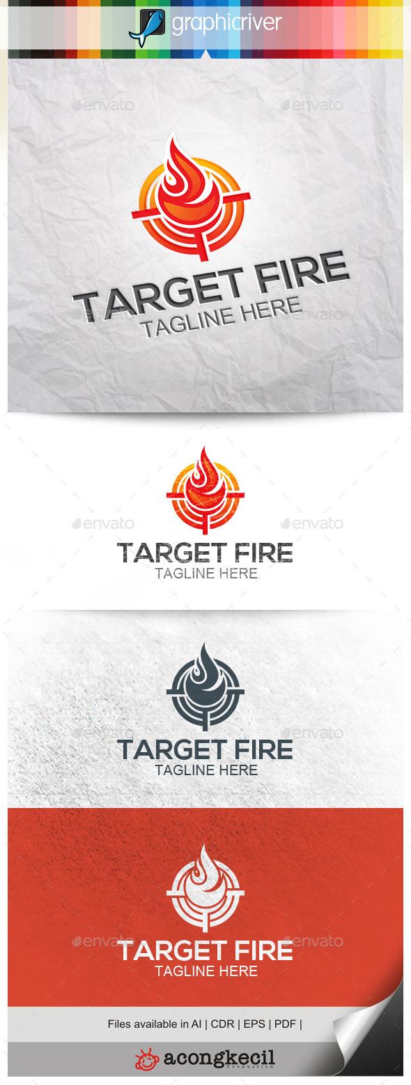 GraphicRiver Target Fire V.3 10300338