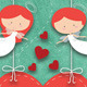 Valentine Card - GraphicRiver Item for Sale