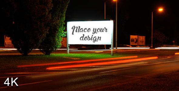 VideoHive Billboard Ad Mock Up on Highway 10200816