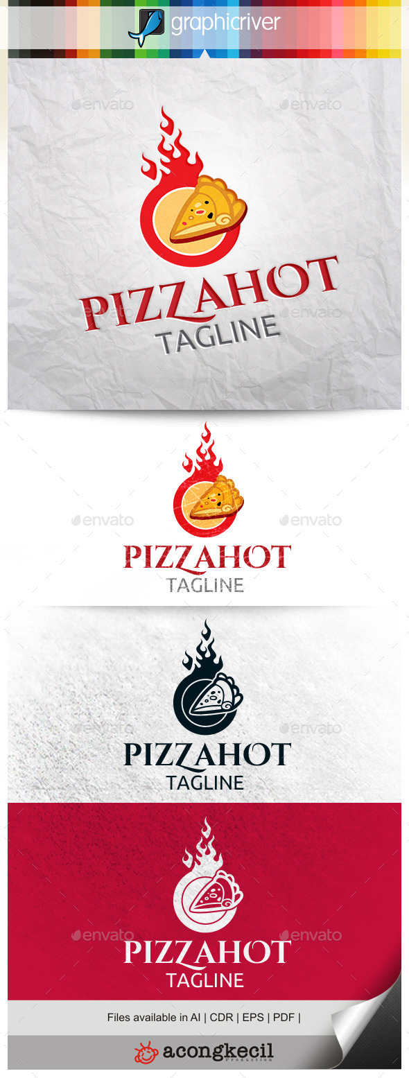GraphicRiver Pizza Hot 10302352