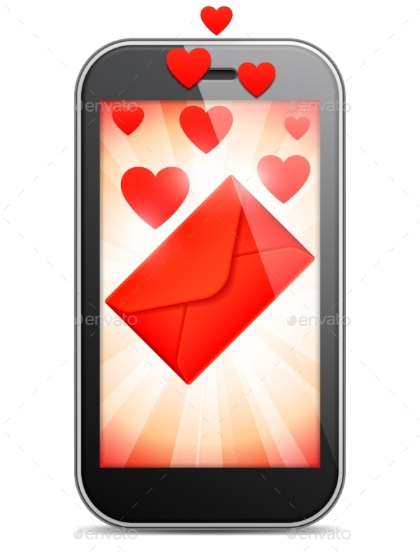 GraphicRiver Mobile Love Letter 10302362