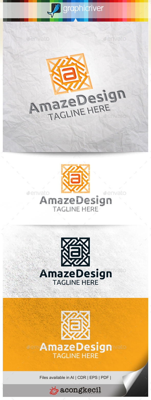 GraphicRiver Amaze Design V.3 10302383