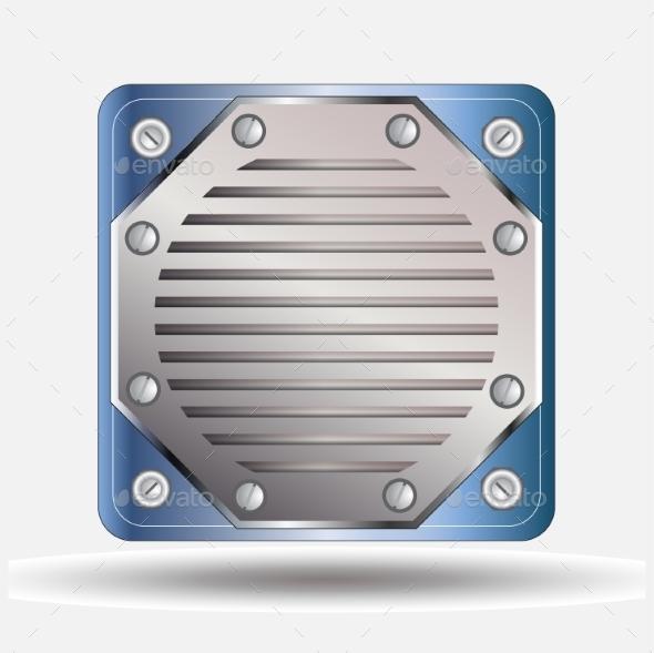 GraphicRiver Speaker 10302420