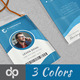 E-Commerce Business Office ID Card - GraphicRiver Item for Sale